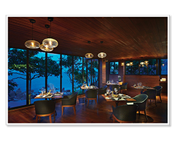 Heavenly Dining at Sun Moon Star, Koh Samui